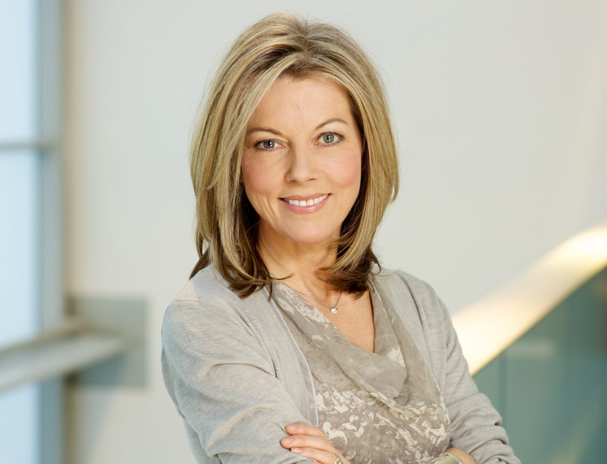 Mary Nightingale to be sole anchor of ITV Evening News in 2017