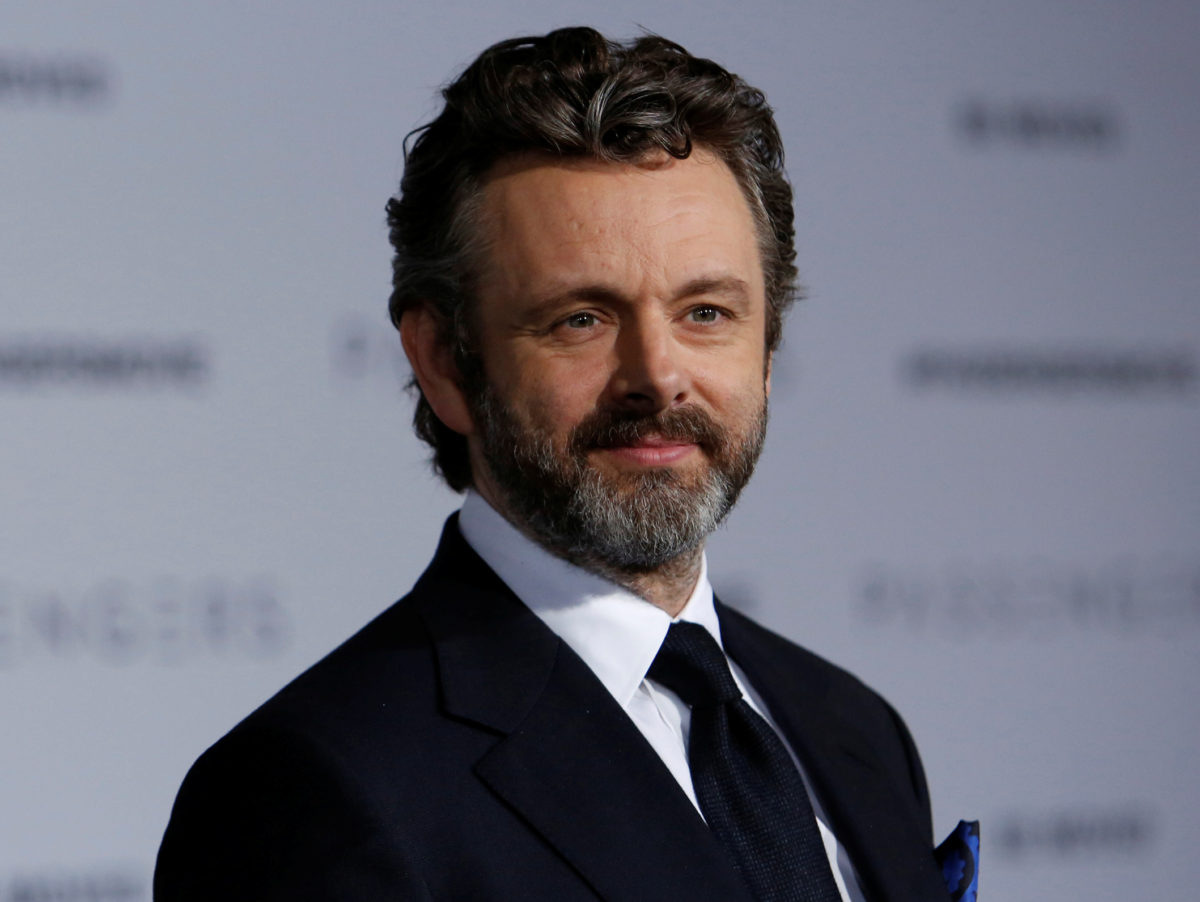Michael Sheen says press reports he has swapped acting for activism are wrong