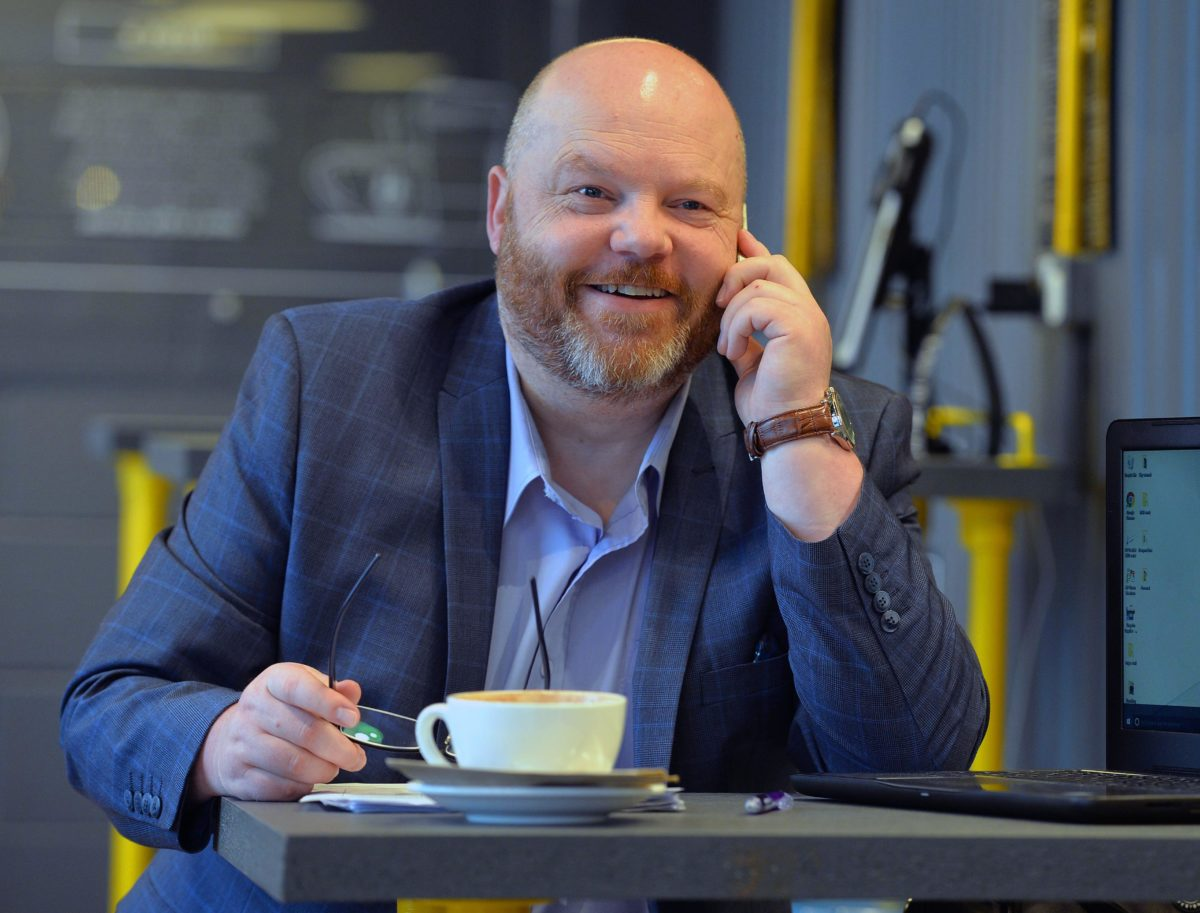 Former South Wales Argus editor launches public relations business