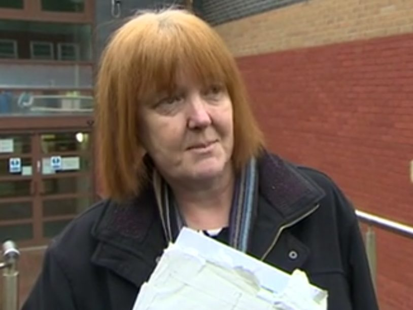 Blogger faces losing her home after legal fight with council chief executive costs her £220,000