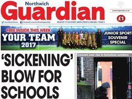 Northwich Guardian calls on Newsquest to keep base in town after office closure