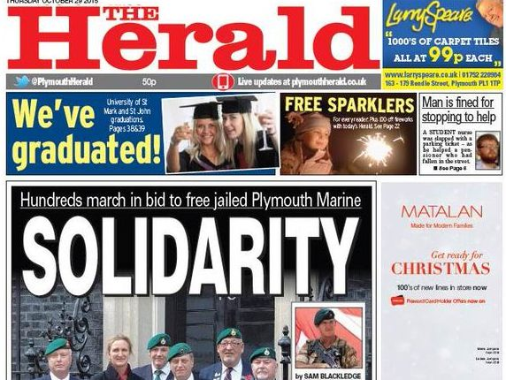 Concerns from some staff as CCTV cameras installed in Plymouth Herald newsroom