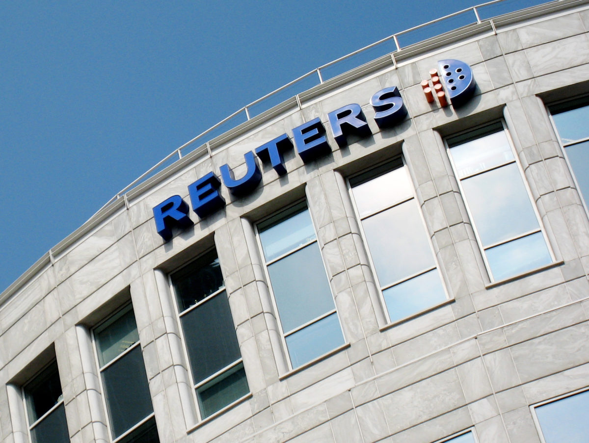 Reuters chief explains how agency is using algorithms to improve accuracy