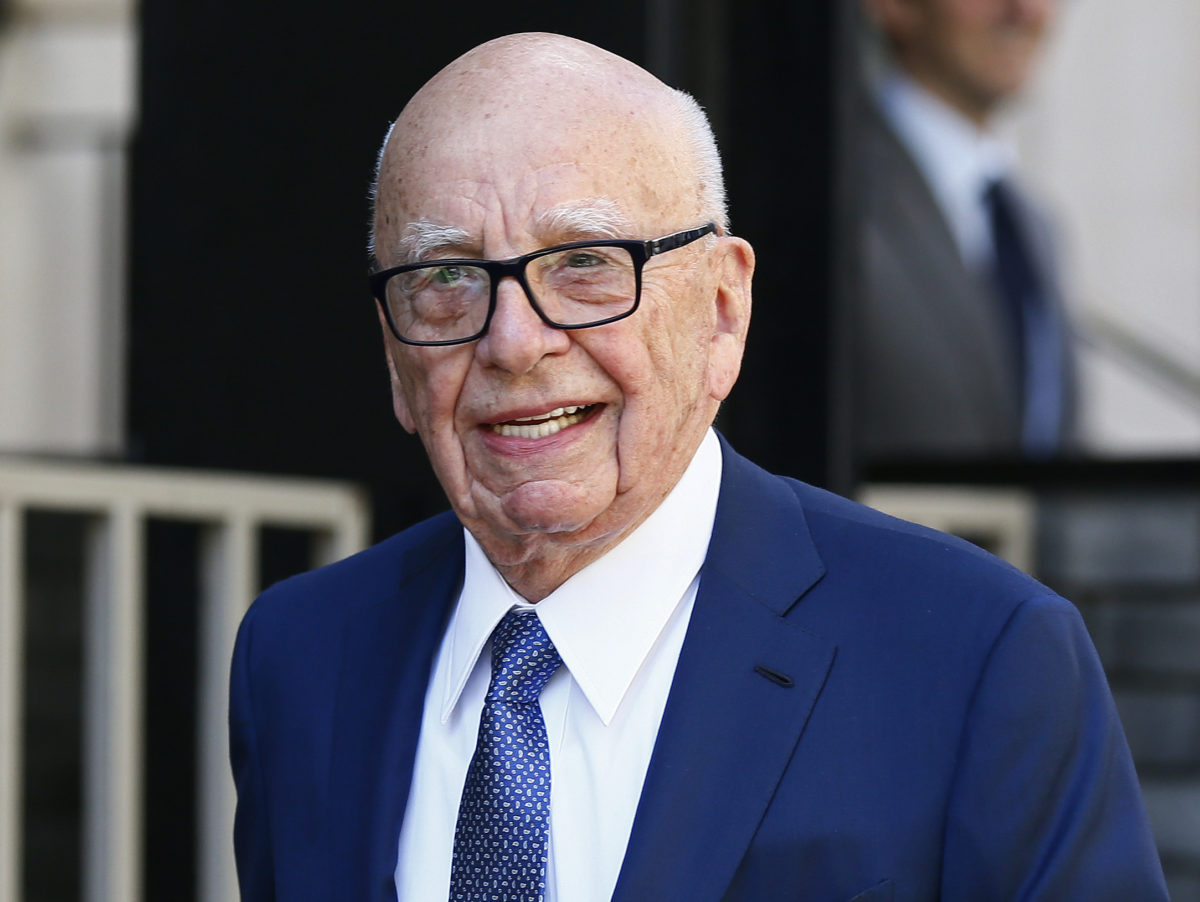 BBC to explore Rupert Murdoch's influence over British press in new three-part documentary series