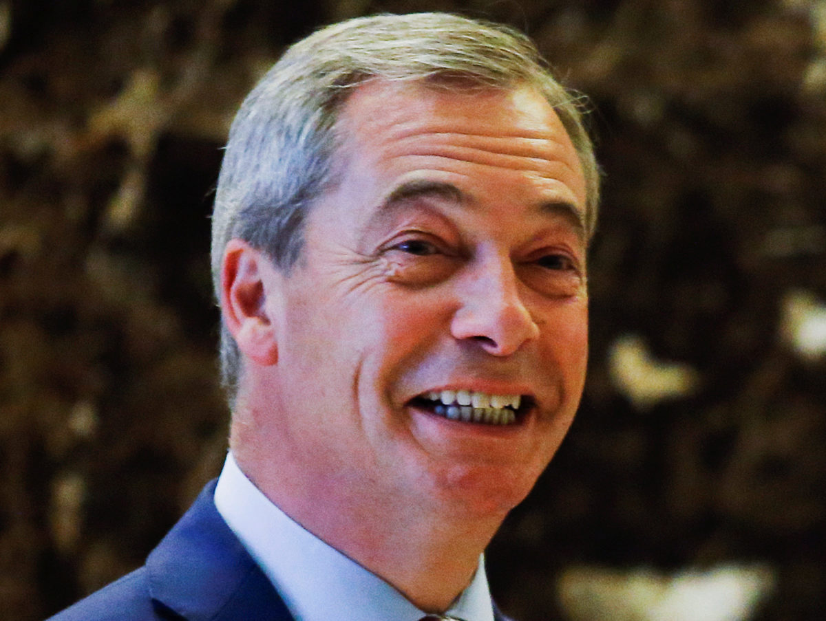 Former UKIP leader Nigel Farage to host own show on LBC radio