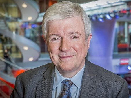 BBC director-general stresses importance of public service broadcasting to help people access 'news and analysis they can trust'