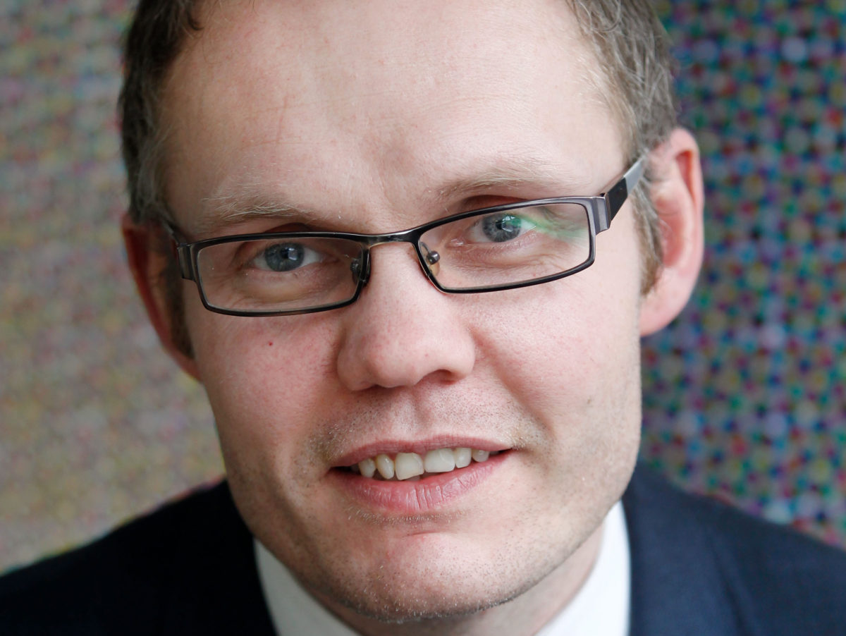 Manchester Evening News' Wayne Ankers is appointed editor of Huddersfield Examiner