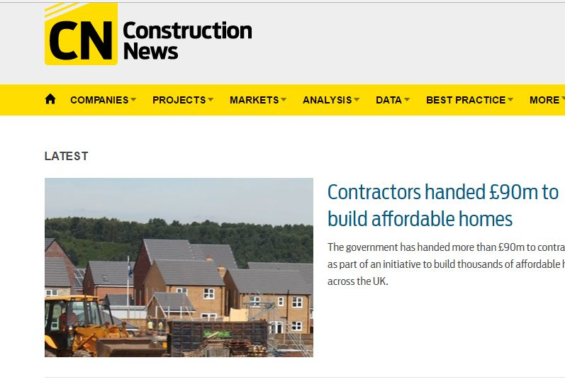 Drapers, Construction News , Nursing Times and other former Emap titles put up for sale