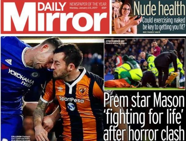 Six more editorial jobs cut at Mirror titles because print decline is outpacing digital ad growth