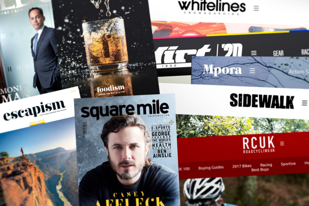 Magazine publisher Square Up Media to acquire Factory Media's UK titles
