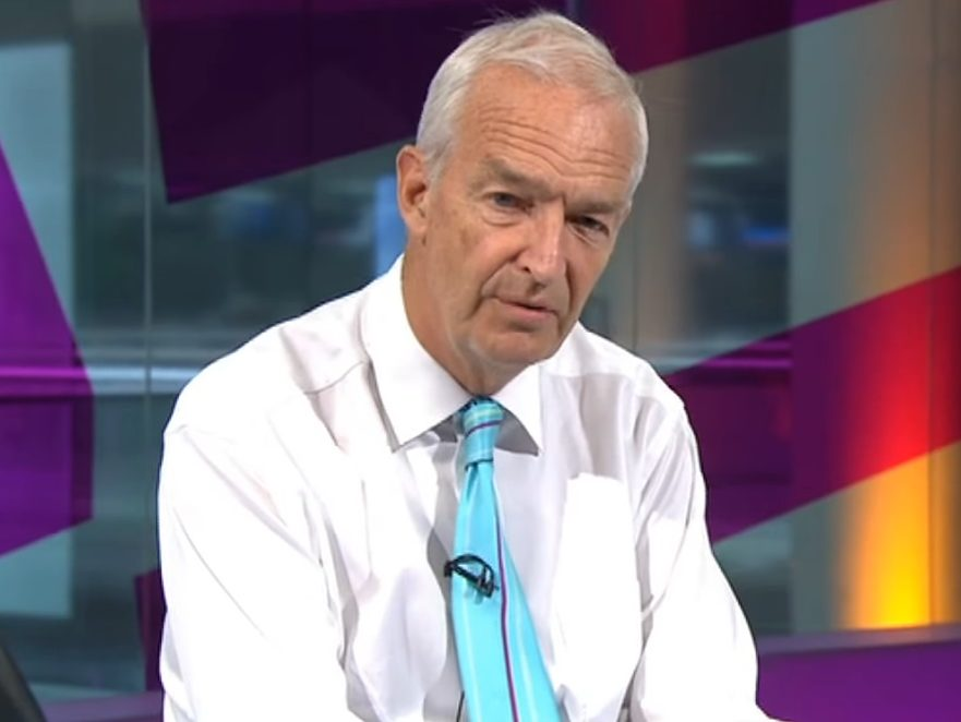 Channel 4's Jon Snow: Facebook and Google 'have to pay more to carry professional journalism'