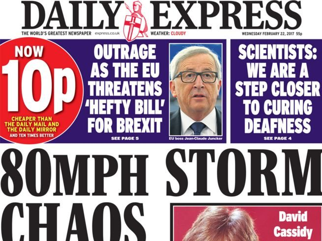 NUJ wins pay rise for Express Newspapers staff after eight-year freeze