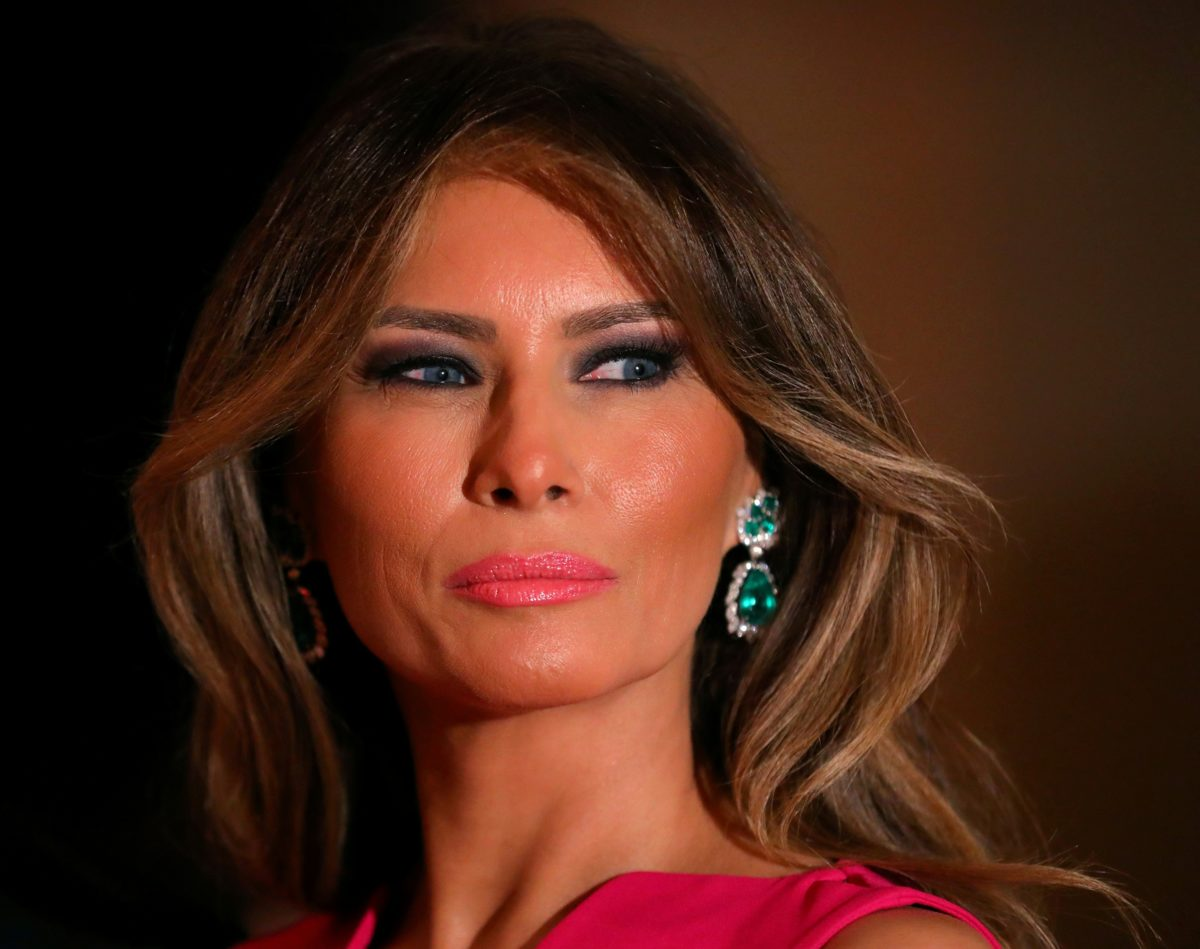 US journalist demands Telegraph apology over Melania Trump story retraction that made her 'poster girl for fake news'