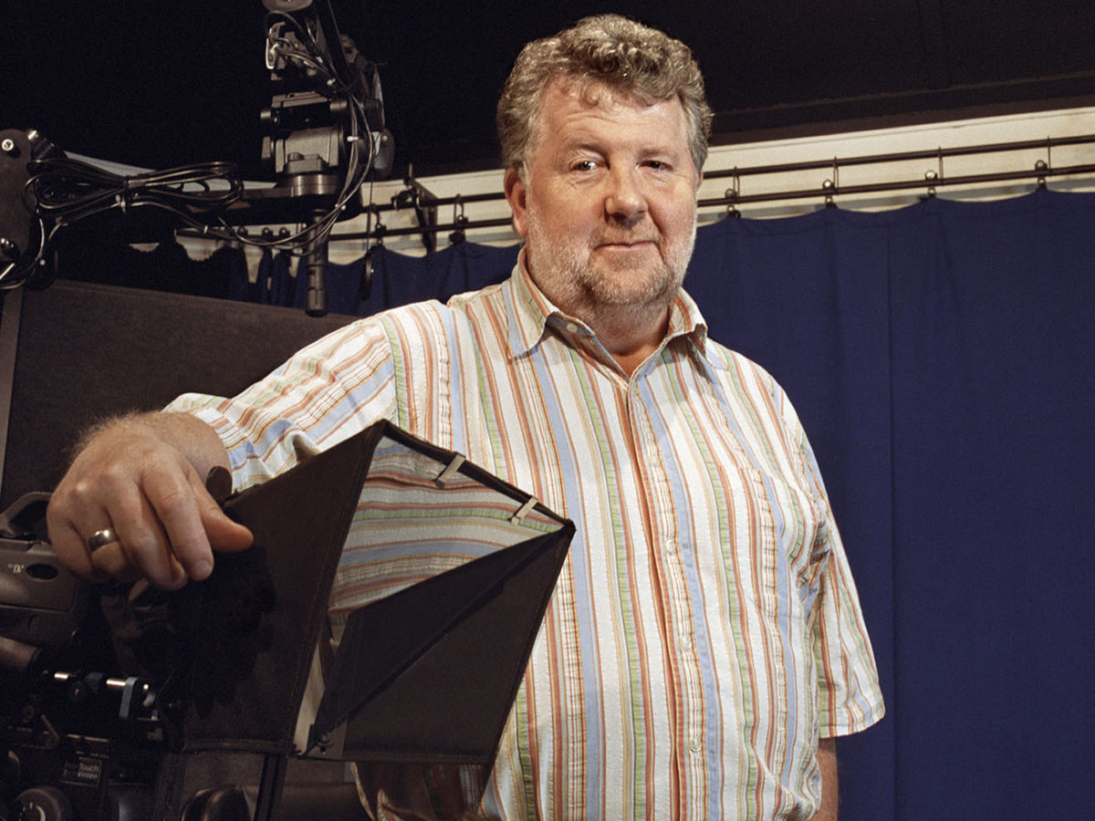 Memorial fund set up in honour of Steve Hewlett will help pay way for student journalists