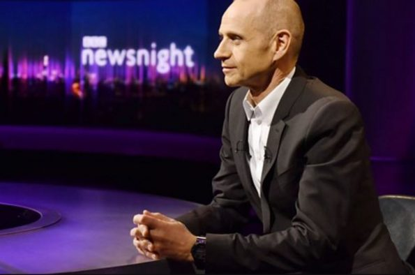 BBC says there is 'no truth' in Daily Mail report that it is reviewing the existence of Newsnight