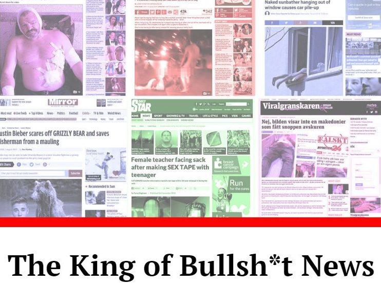 News agency boss loses libel appeal over Buzzfeed 'king of bullshit news' report