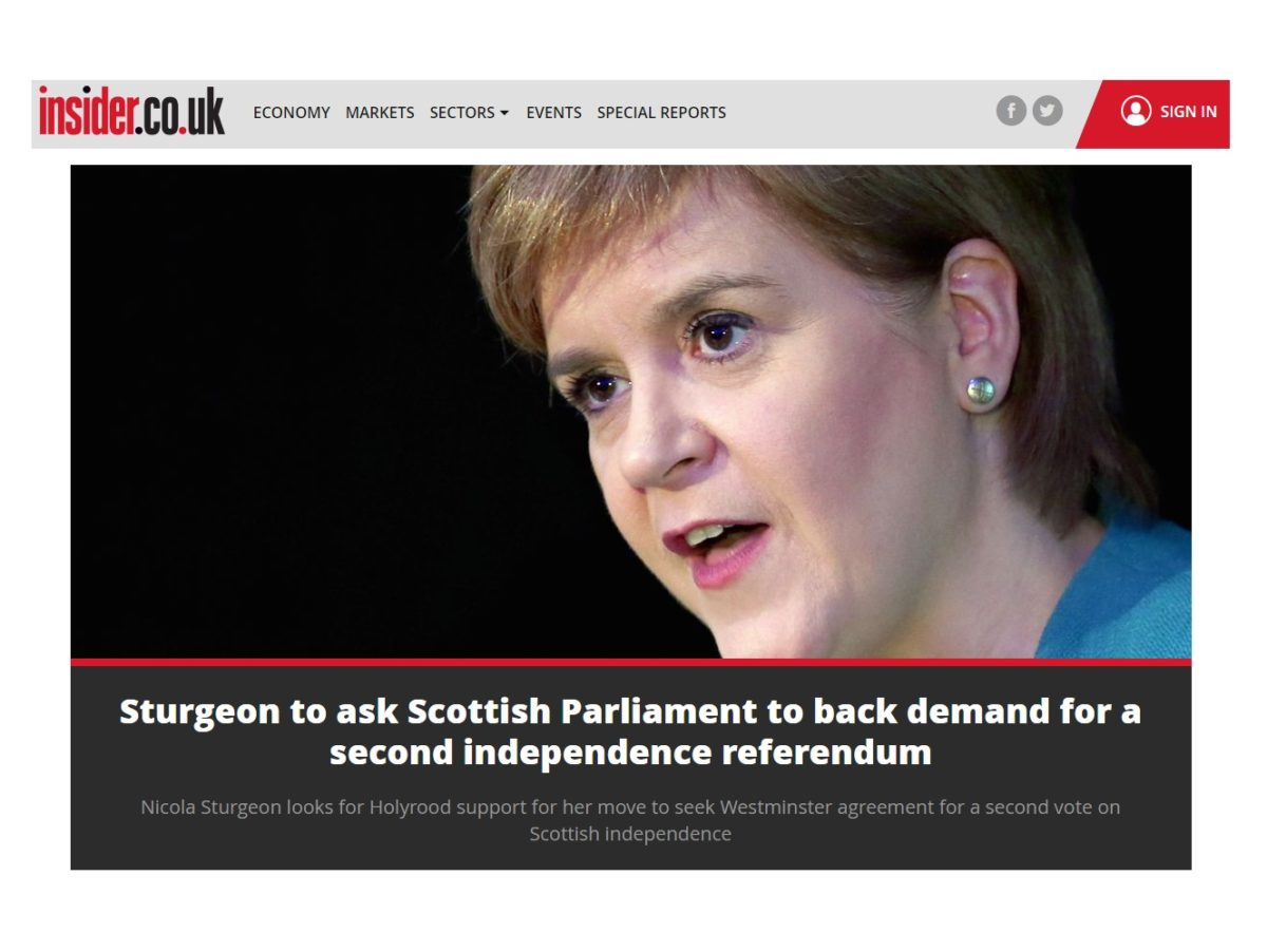 Business news website for Scotland launches with three new editorial jobs created