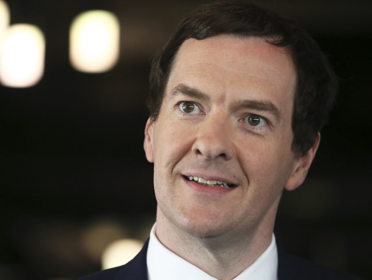 'He'll learn the true meaning of austerity' - reactions to news George Osborne will edit the Standard