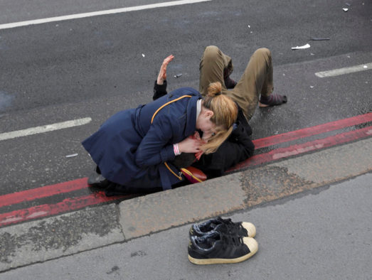 Reporting on the Westminster terror attack: Taste, decency and the law for journalists
