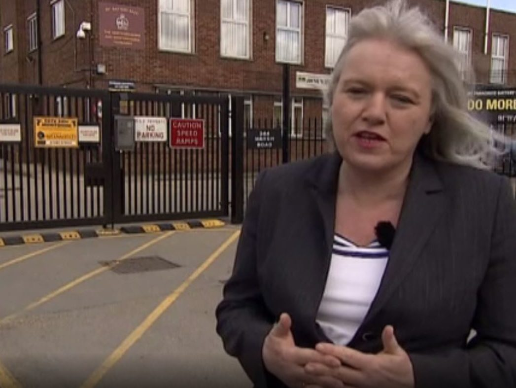 BBC journalist Sally Chidzoy loses appeal against employment tribunal decision to strike out her case for talking to reporter