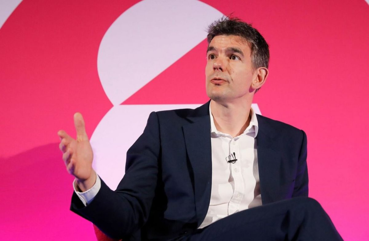 Why Google Europe chief Matt Brittin is sorry about extremist content and what he plans to do about it