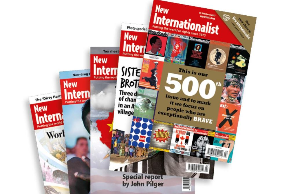 New Internationalist magazine raises £200,000 in two weeks in crowdfunding bid to secure its future