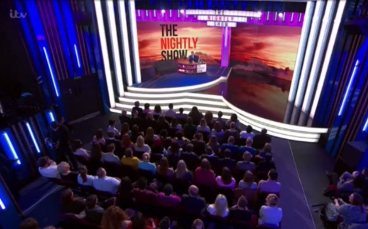 'ITV moved the news for this?' Panned Nightly Show pulls in lower ratings than News at Ten