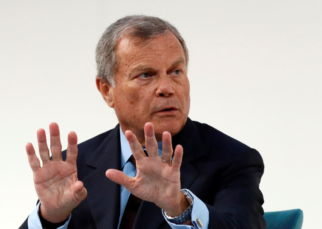 Sir Martin Sorrell on why advertisers should put their money in newspapers