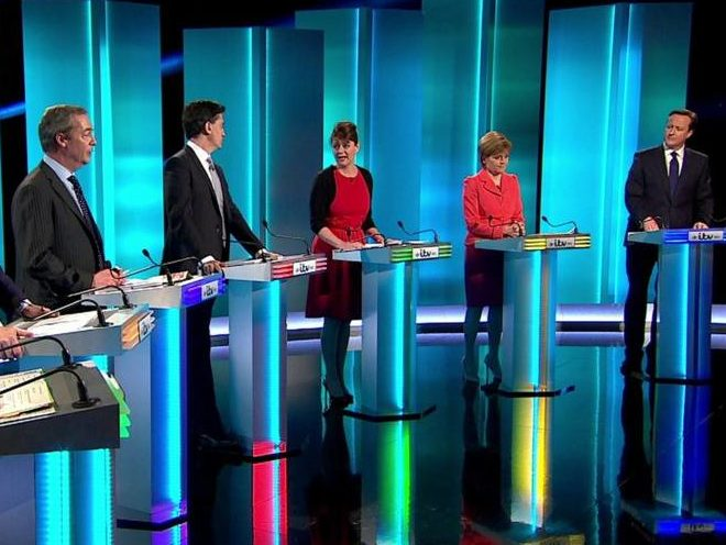 ITV to host leaders' debate amid calls for Theresa May to be 'empty chaired' if she doesn't attend