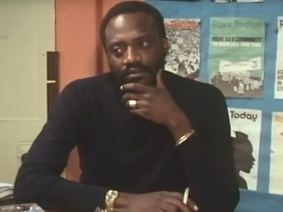 Tributes paid to writer Darcus Howe who provided a 'vital voice' on racial issues in Britain with 'eloquent ferocity'