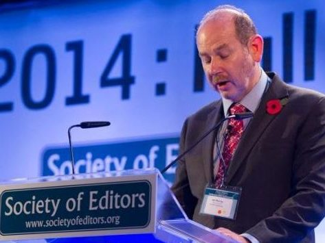 Ex Southern Daily Echo editor Ian Murray takes on interim role as Society of Editors chief