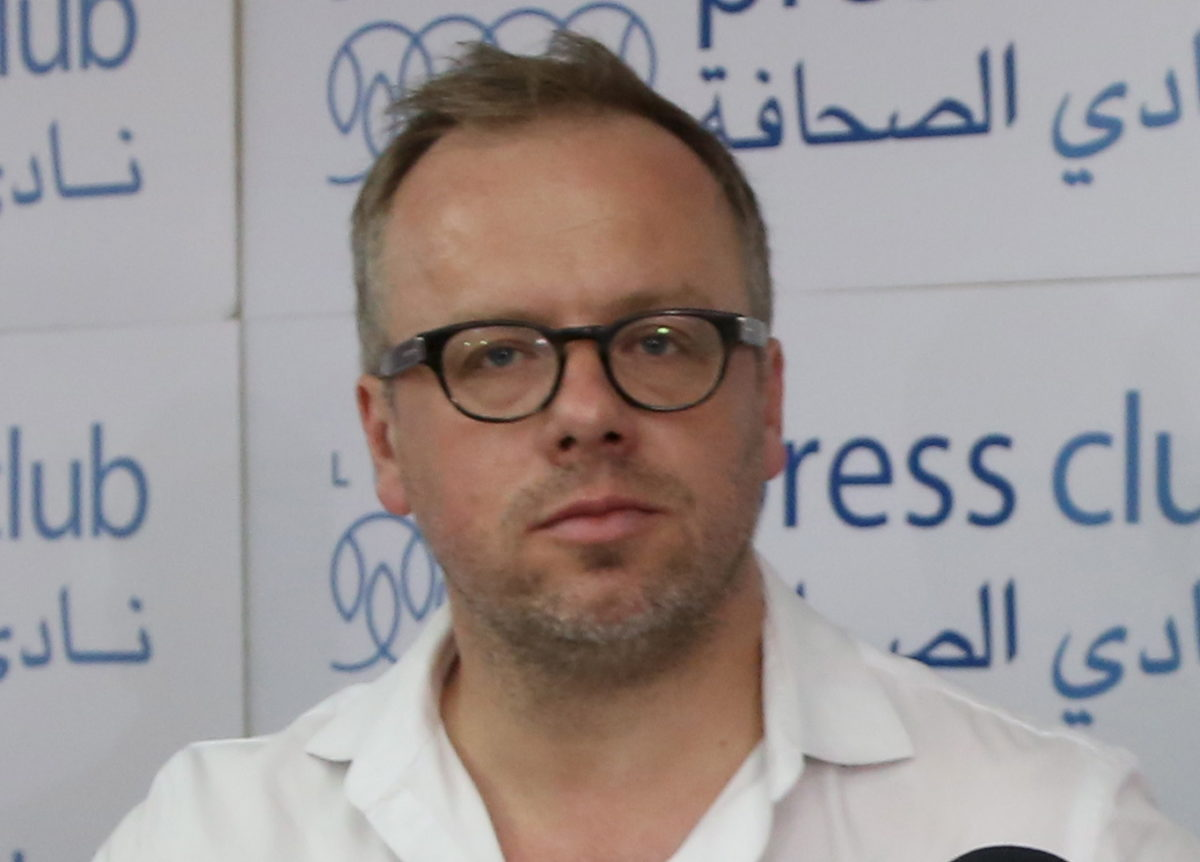 RSF's Christophe Deloire: Rise of the political strongmen saw world press freedom map turn darker in 2016