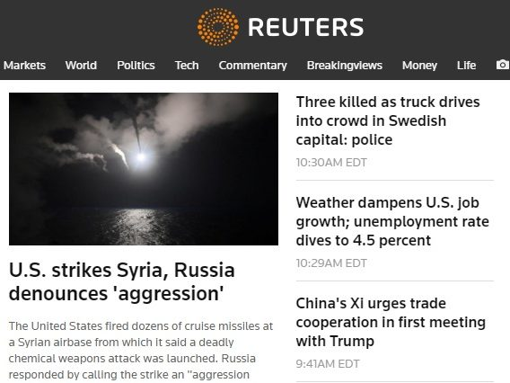 Reuters offers readers insight into how certain stories were developed with new 'Backstory' initiative