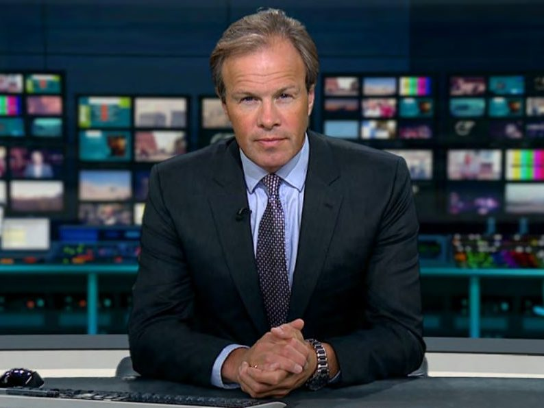 Men still dominate flagship news programmes as improvement in number of on-air expert women stalls