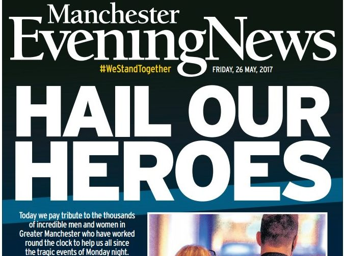 Kerslake Report: Press watchdog should create new guidelines for media operating in aftermath of terror attacks