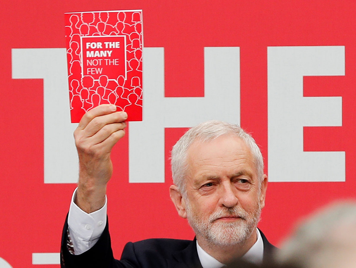 Labour adds manifesto pledge on media plurality and 'clearer rules' on who can own TV stations