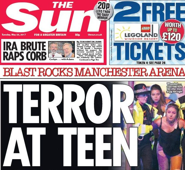 Manchester bombing inquiry panel to scrutinise role of media in aftermath of attack