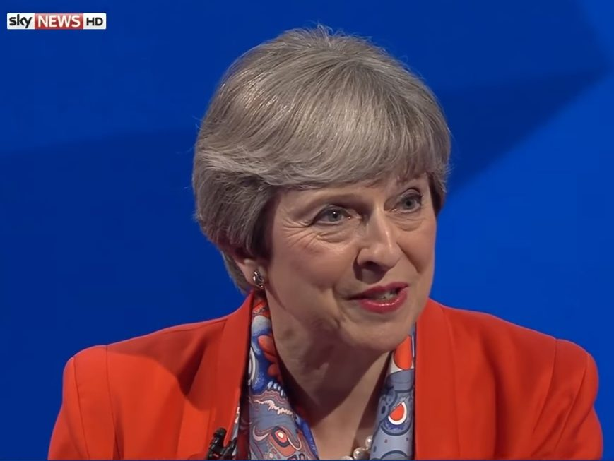 May vs Corbyn live Q&A attracts combined audience of 3.3m viewers across Channel 4 and Sky News