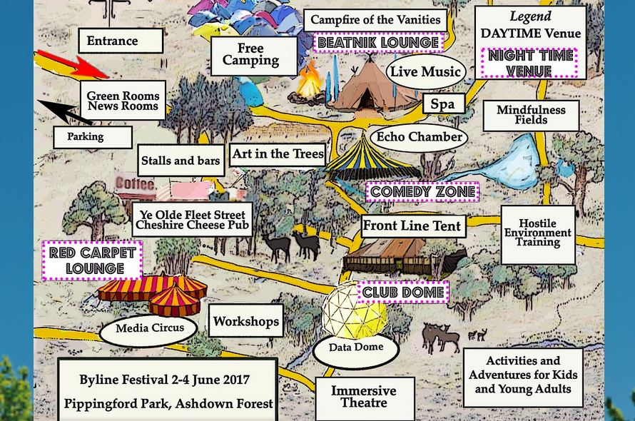 Byline festival round-up: Tales of tabloid wild west, why journalism is like the NHS and reporting on Islam