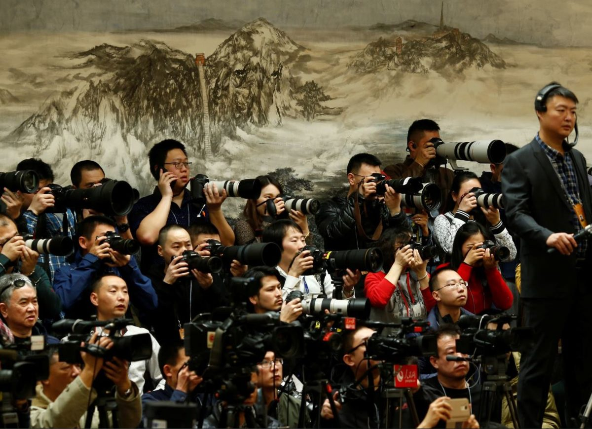 What it's like to work as a journalist in China where 'stirring up trouble' is a criminal offence