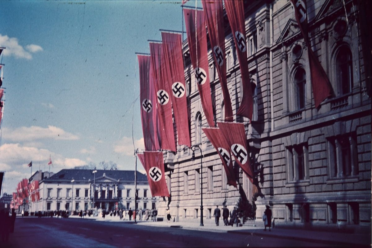 Associated Press investigates its own past to reject claims that it colluded with Hitler's Nazi regime in Germany