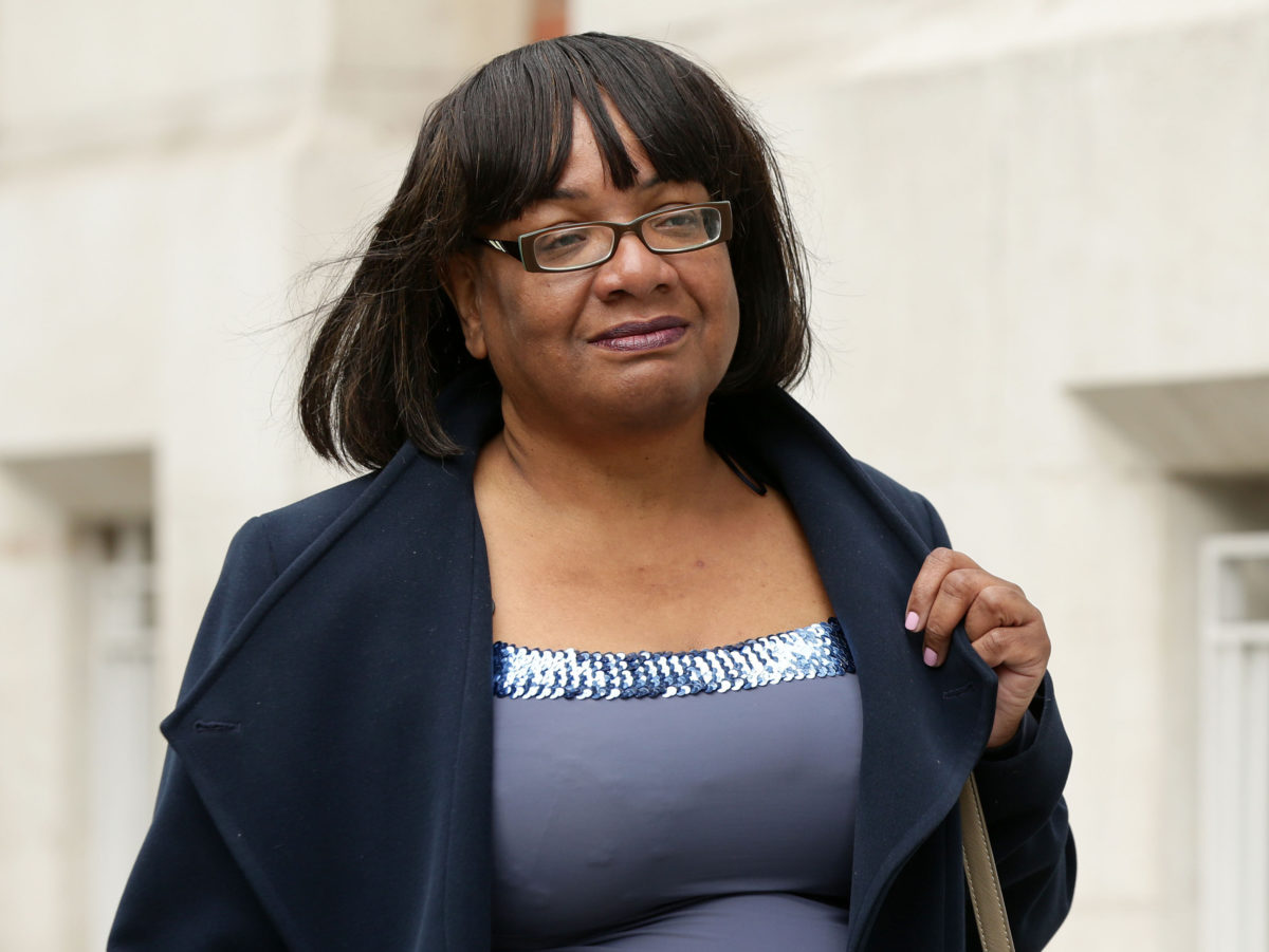 Mail on Sunday dismisses complaint from Labour MP Diane Abbott over article claiming she used men's toilets at House of Commons