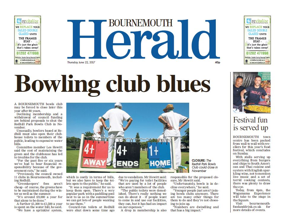 Newsquest replaces Dorset free weeklies with 'heritage' paid-for titles which have 'community feel and focus'
