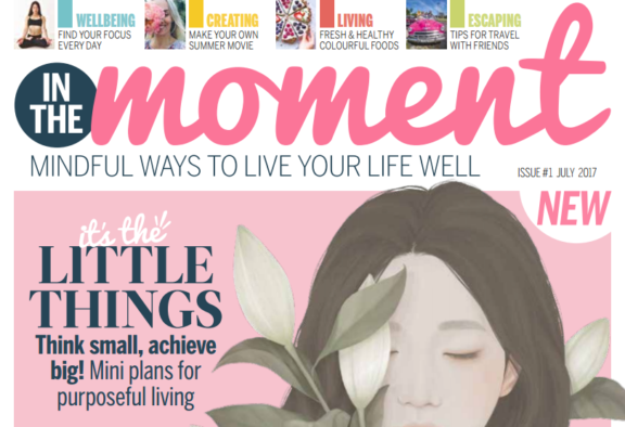 Immediate Media launches monthly womens' mag dedicated to mindfulness called In The Moment