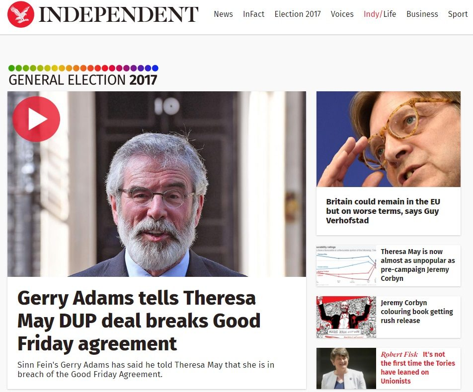 Website ABCs: General election campaign boost sees Independent, Sun and Birmingham Mail double daily browsers