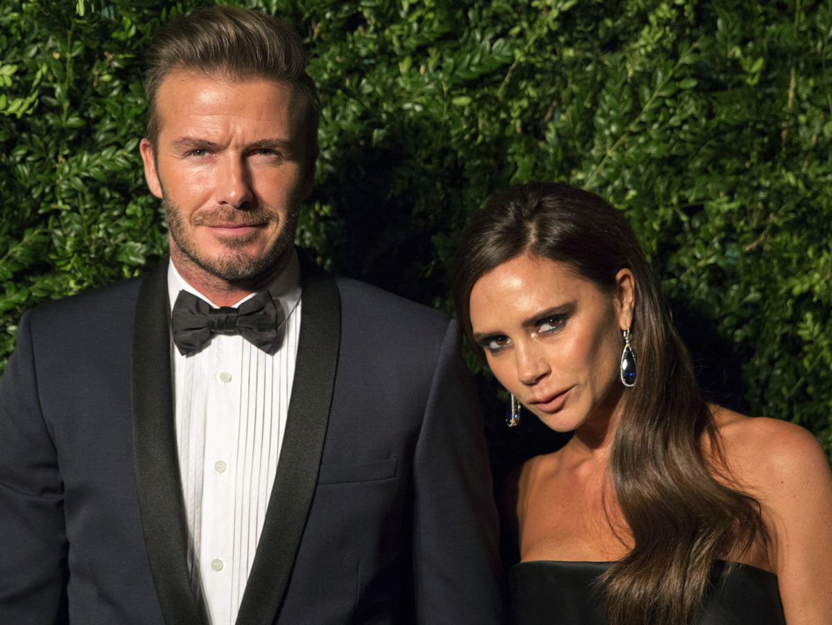 IPSO says Mail Online pictures of new David and Victoria Beckham home not a breach of privacy