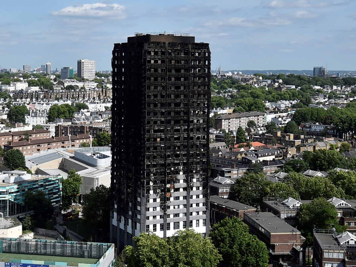 Grenfell Tower resident who had gas cannisters in flat fails in court anonymity bid over blaze link fears