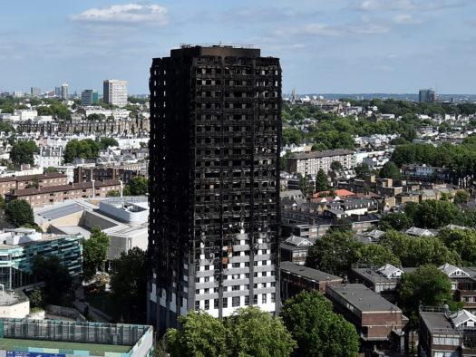 Journalists missed concerns raised by Grenfell residents' blog - but specialist mag sounded alarm on tower block fire safety