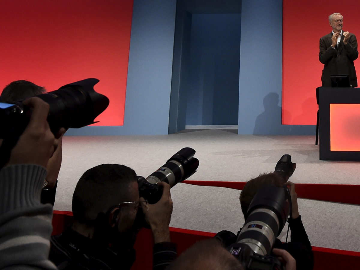National and regional press photographers barred by Islington Council from Jeremy Corbyn seat election count