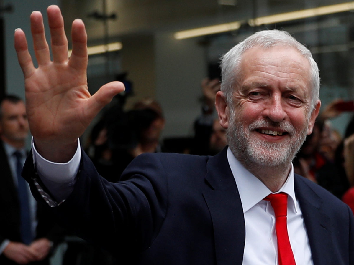 Political columnists eat humble pie and apologise over dire election predictions for Corbyn and Labour